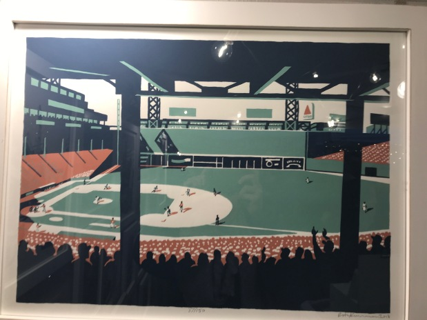 Red Sox Art